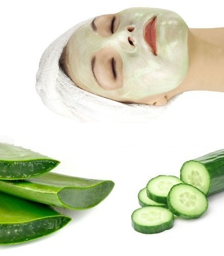 طرز درست کردن ماسک خیار برای شادابی پوست مناسب لاکچری ها