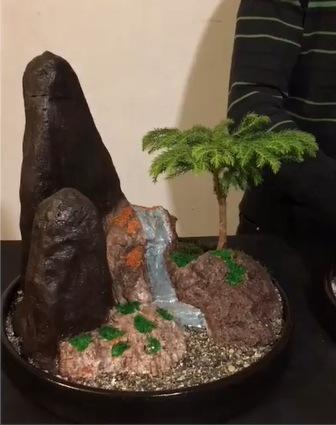 ماکت صخره