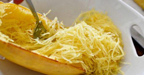 بذر کدو اسپاگتی