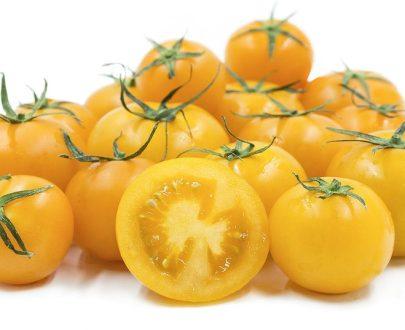 گوجه زرد توپاز